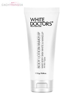 Kem trang điểm trắng da toàn thân White Doctors