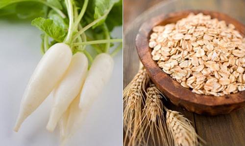 Xóa mờ các vết thâm nám, tàn nhang và trắng da hiệu quả với kem dưỡng trắng da tự củ cải trắng