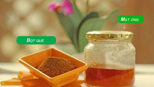 Làm kem trị mụn cực hiệu quả từ mật ong và bột quế để có một làn da khỏe và sạch mụn