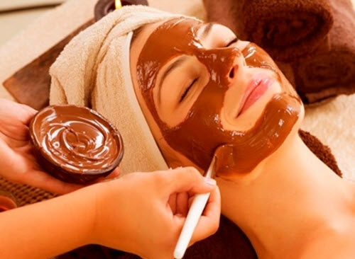 Cách làm kem dưỡng da cho da nhờn từ chocolate sẽ cho bạn giảm giác thư giãn, sảng khoái