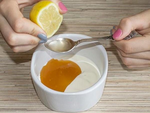 Chanh và mật ong giúp bạn có một làn da trắng sáng hơn bao giờ hết