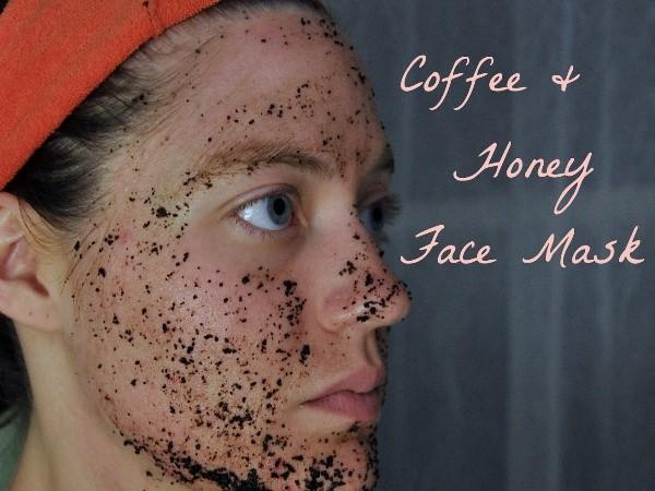 Cà phê kết hợp với các nguyên liệu thiên nhiên khác giúp cải thiện làn da rất nhanh chóng