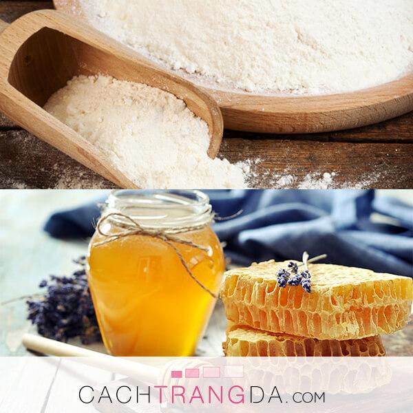 """Tất tần tật cách làm kem dưỡng trắng da từ bột gạo """"dễ như ăn kẹo"""""""
