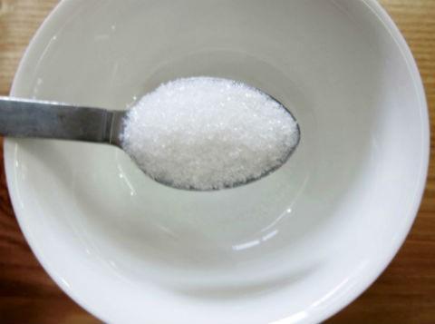 đường có tác dụng làm sạch da trong kem tắm trắng