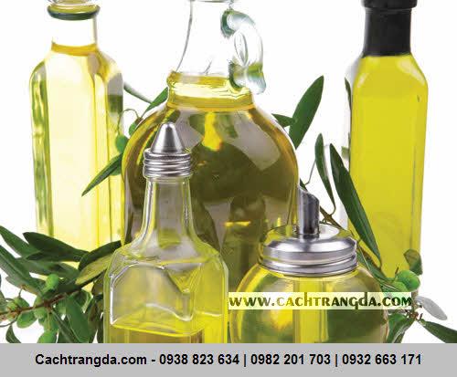 Tắm trắng toàn thân với dầu oliu rât đơn giản nhưng lại cho hiệu quả bất ngờ