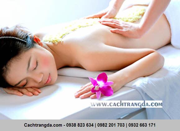 Tắm trắng với dầu oliu làn da của bạn sẽ được chăm sóc toàn diện