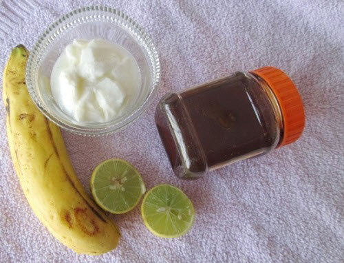 Cách làm trắng da mặt đơn giản nhất từ Chanh và Chuối