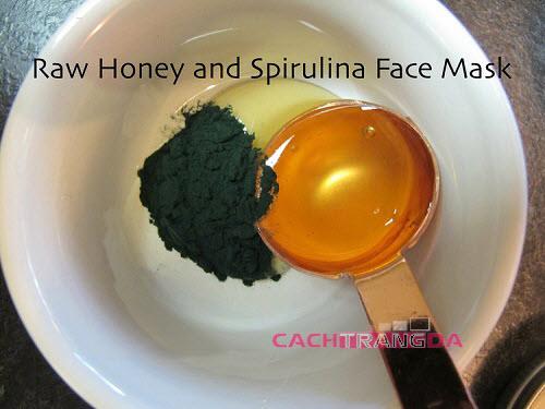 Cách làm trắng da mặt đơn giản và hiệu quả từ Mật ong