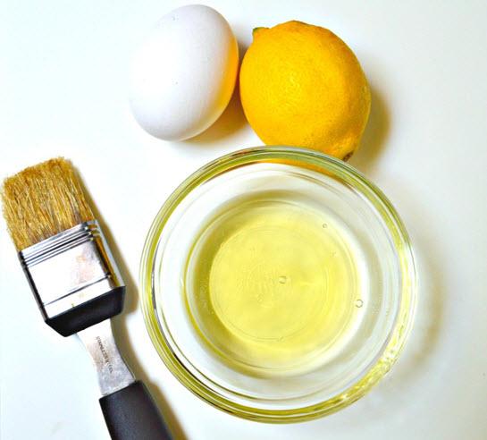 Cách làm trắng da mặt tự nhiên không bắt nắng từ Trứng gà