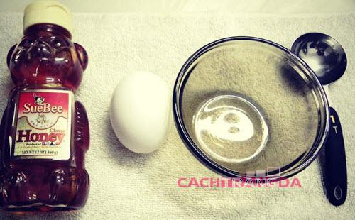 Cách làm trắng da mặt tự nhiên nhanh nhất từ Lòng trắng trứng