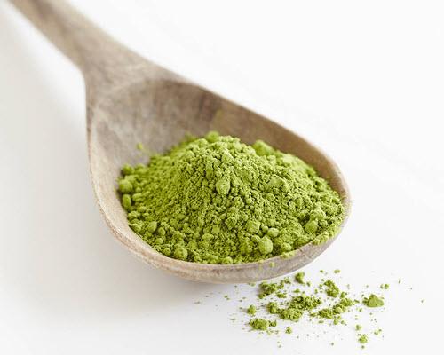 Cách làm trắng da mặt bằng bột trà xanh hiệu quả tại nhà