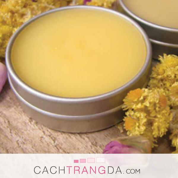 Những cách tự làm kem trắng da từ sáp ong đơn giản tại nhà