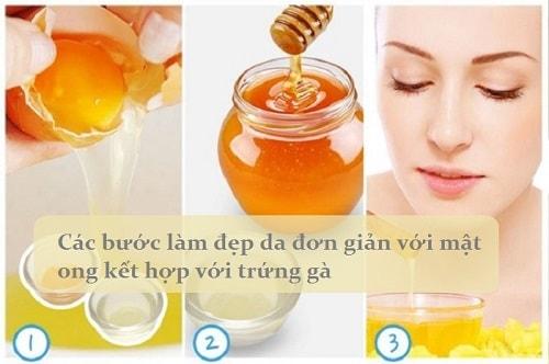 Bí quyết làm đẹp da với mật ong giúp da luôn trắng mịn và tươi trẻ