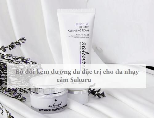 Top kem dưỡng da cho da nhạy cảm tốt nhất và tuyệt đối an toàn cho da