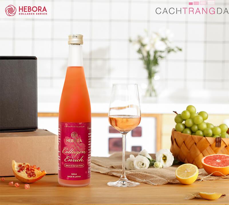 Đối tượng sử dụng Hebora Collagen-cachtrangda.com