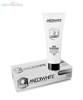Kem chống nắng giảm nám Medi White UV Melasma