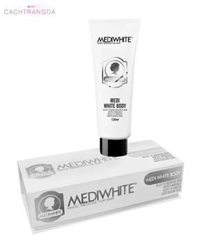 Kem dưỡng trắng toàn thân Medi White Body