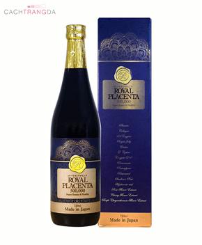 Nước uống đẹp da Royal Placenta 500.000