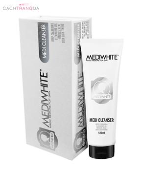 Sữa rửa mặt Medi White Cleanser