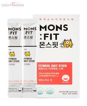Giảm cân Monsfit Fitness Diet Stick