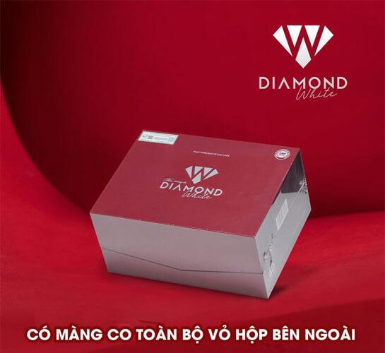 Mua viên uống trắng da Diamond White ở đâu-cachtrangda.com