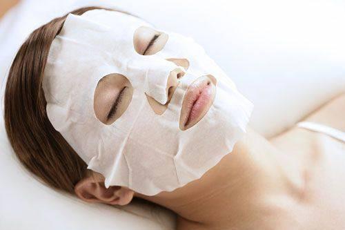 Sạch mụn với cách chăm sóc da mặt bằng Lòng trắng trứng gà