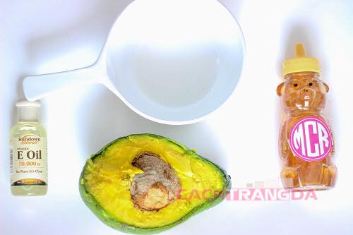 Cách làm đẹp da cấp tốc bằng Mặt nạ Bơ và Vitamin E