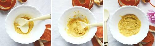 Hướng dẫn cách làm trắng da bằng bột vỏ cam và sữa chua