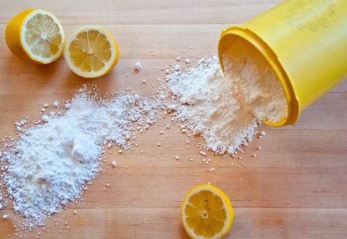 Hỗn hợp sữa bột, nước chanh và mật ong làm trắng da tối ưu