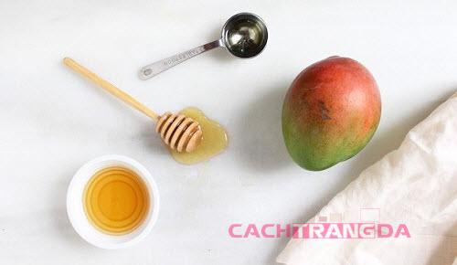 Cách trị nám đơn giản nhất từ Xoài và mật ong