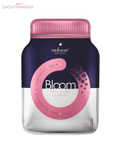 Kẹo dẻo bổ sung collagen Sakura